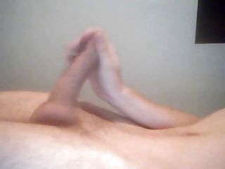 Young Twink Wanks And Cums!