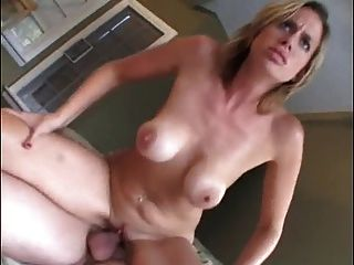 Milf kylie worthy negotiates rent payment