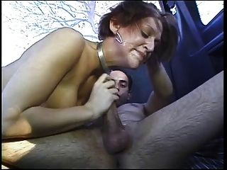 Busty Chick Enjoys Hard Dick