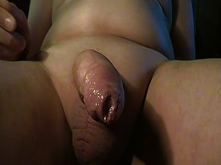 A Happy Wet Cock Out For Play, Shooting A Big Load