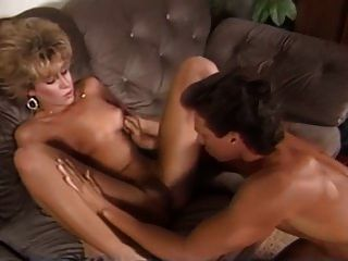 Candy Evans Gets Done By Peter North