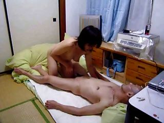 Japanese Milf At Home