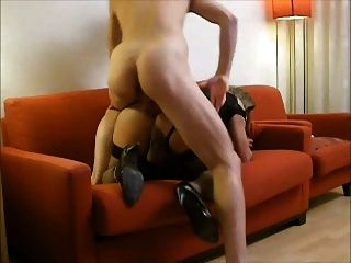 Mature Tranny Fucked By A Young Boy