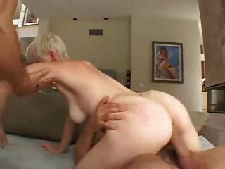 Claudia Downs Dp Fuck & Swallow Cum
