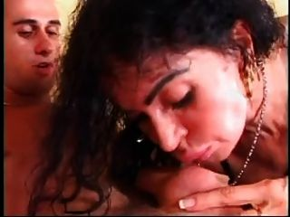 Hot Mom 156 Brunette Hairy Mature Milf And A Young Man