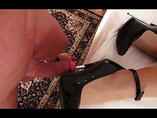 My Stiletto In Your Cock