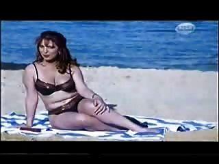 Nahla Slama Egyptian Celebrity