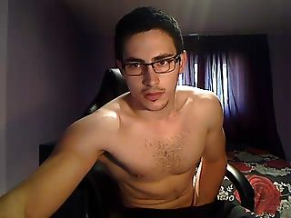Str8 Nerd Play On Cam
