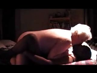 Very Verbal Older White Daddy Fucks Young Black