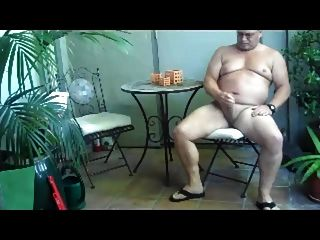 Masturbating Dad 5