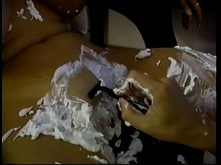 Vintage Busty Whitney Wonders Gets Shaved And Fucked