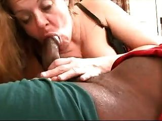 Muture Oiled & Fucked By Fat Black Dick