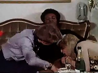 Oldie But Goldie - Threesome Interracial
