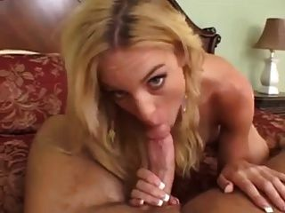 Riley Shy Fuck & Swallow Cum