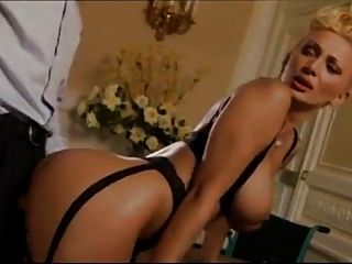 Big Boob Mature In Full Lingerie Takes It Anally