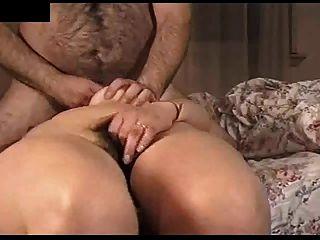 Hairy Dildo Blow