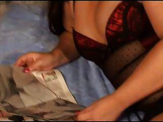 Chubby Girl Masturbation 2.