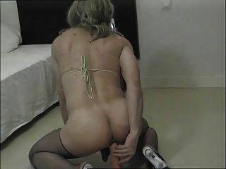 Hornyagent blonde in glasses gets fucked on my office desk 5