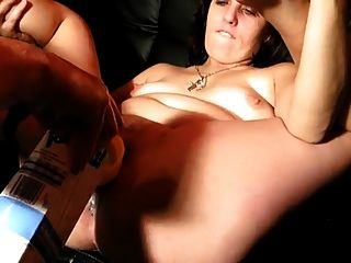 Horny Wife Milk And Fisting