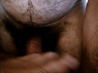 Gardener Seat Bb On My Cock And Cum