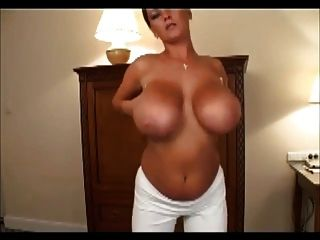 Big Breasted Girl Solo