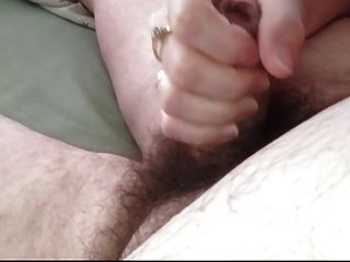 Cumshot After A Gentle Lick On My Knob & Sensual Handjob