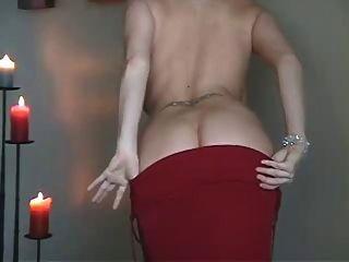 Hot  Milf Strip