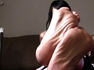 Asian Soles Tease U Part 2