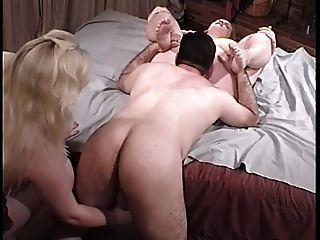 Lani Lainey And Kandi Neal Fucks Herself With A Young Boy 2