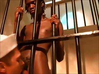 Black Monster Cock Ir Versatile Fuck In Jail