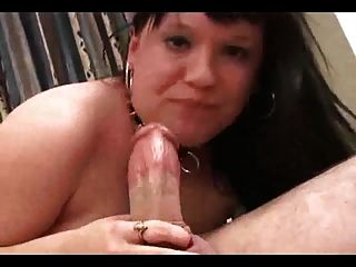 Chubby With Nice Hangers Fucked In Pussy And Ass