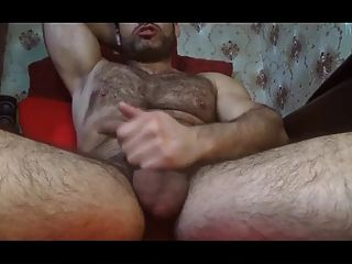 Str8 Hairy Men Play