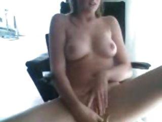 Schoolgirl With Nice Budding Breasts