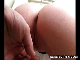 Mature Amateur Housewife Homemade Hardcore With Facial