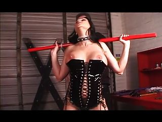 Bound Big Tits Hottie Ends Up With Hot Wax All Over Her Body