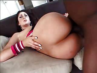 Luscious Get Her Big Butt Cummed On