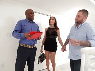 Interracial Cuckold Scene With Sexy Cindy Ramirez