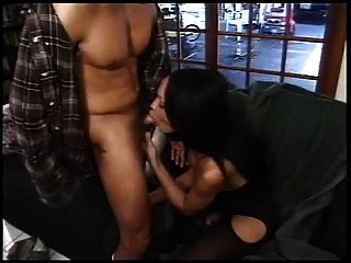 Hot Tgirl Hardcored By A Hungry Guy