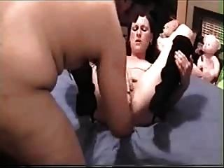 Uk Wife Anal Dildo