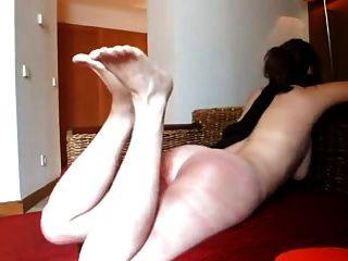 Belt Punishment For Slavegirl