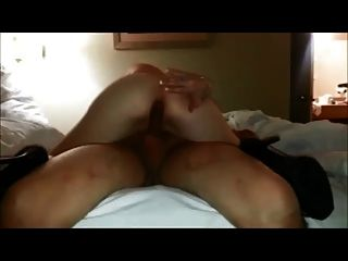 Amateur Wife Assfucked In Hotel Room