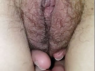 Jolie Petit Cul De Ma Femme ... French Hairy Mature Wife ...