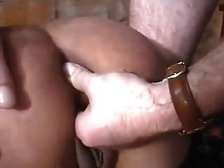 Young Slave Anal Training