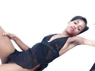 Sexy Young Ebony Babe