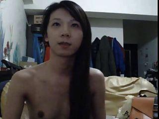 Cute Japanese Ladyboy Part 2