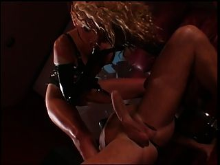 Big Tits Latex Clad Cutie Banged By Her Slave