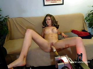 Amateur Sex Machine Webcam Kimber Peters