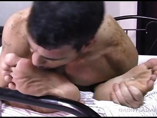 Daddy Fucks Asian Twink Dylan
