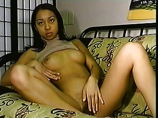 Blasian - Black Korean Amateur Shows Her Stuff