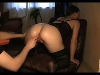 Young Girl Fisted Doggystyle